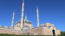Selimiye Camisi Nur Topu gibi Yanacak!