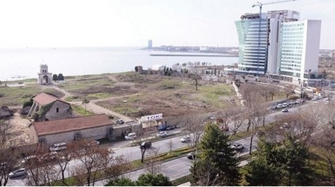 Ataköy'e 7 Blok daha Geliyor