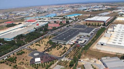 Çerkezköy OSB Maliyetleri Yeni Yatırımlarla Düşürecek