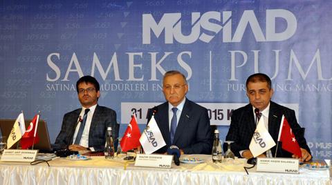 MÜSİAD Başkan Yardımcısı: Ekonomimiz Gelişme Gösterdi