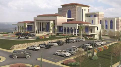 Filistin Liderine 13 Milyon Dolarlık Saray