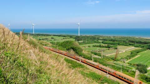 Hollanda'da Tüm Trenler % 100 Rüzgar Enerjili Olacak