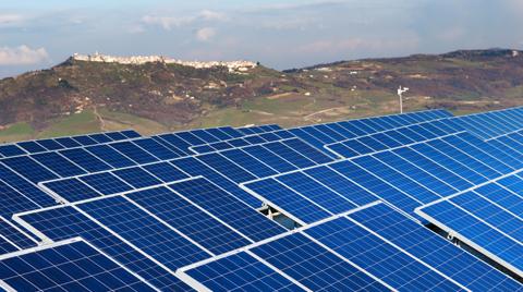 Yeni Rota: Güneş Enerjisi