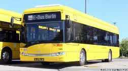 Berlin'e 'Kokmayan' Elektrikli Otobüs