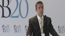 Ali Koç: Finans Piyasaları Hassas