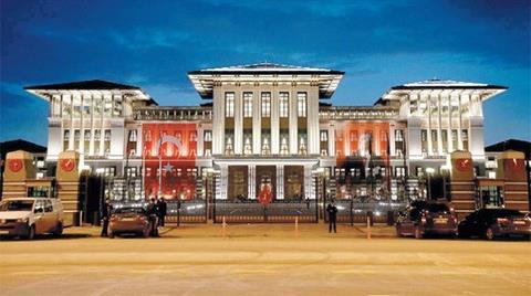 Kalkınma Bakanlığı'nın Gündemi Cumhurbaşkanlığı Sarayı ve Yeşil Yol