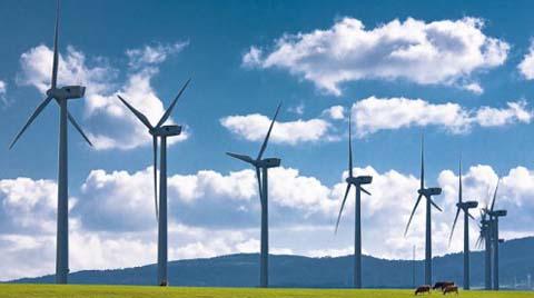 Üçüncü Lisanssız Rüzgar Enerji Santrali Devrede