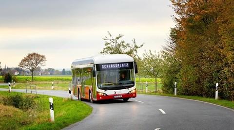 Avrupa ve Ortadoğu'dan Bozankaya E-Bus'a Yoğun İlgi