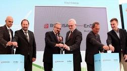 Borusan ENBW Enerji 16 Rüzgar Tribününü Hizmete Aldı
