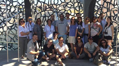 Türk Ytong'tan Mimarlara Marsilya Gezisi