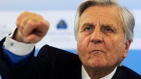 Trichet'den Fed'e: IMF ve Dünya Bankasını Umursama