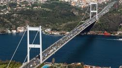Türkiye'nin LED'li İlk Otoyol Köprüleri Boğaziçi ve FSM Olacak