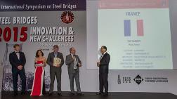 Avrupa Çelik Yapı Tasarım Ödülleri Sahiplerini Buldu