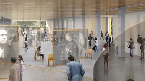 Yeni Nobel Merkezi İnşaatı Başlıyor