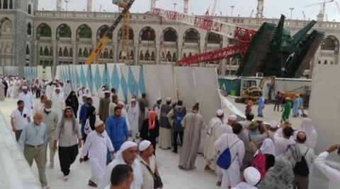 Mekke'deki Facianın Yeni Görüntüleri Ortaya Çıktı