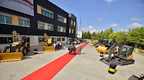 Borusan Makina ve Güç Sistemleri Yeni Kampüsünde