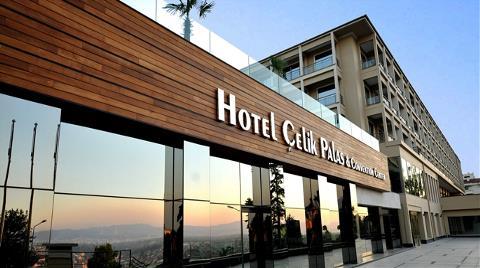 Tarihi Çelik Palas Oteli Dünyaya Açıldı