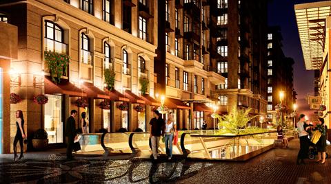 International Property Awards'dan Piyalepaşa İstanbul'a Ödül