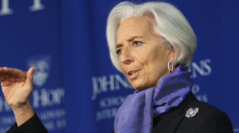 IMF Başkanı Lagarde: Daha Fazla Dalgalanma Olacak