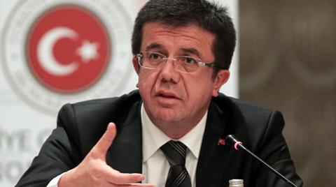 Ekonomi Bakanı Zeybekci İhracat Verilerini Değerlendirdi