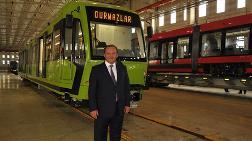 Münih Metrosu'nun Araç Gövdeleri Bursa'da Üretilecek