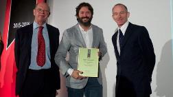 Manço Mimarlık'a Uluslararası Ödül