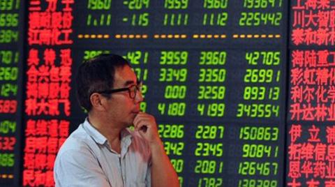 Çin'in Büyüme Tahminleri Düştü