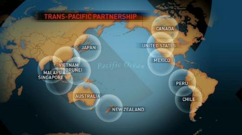 Trans Pasifik Ortaklığı'nda Anlaşma Sağlandı