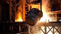 Çelik İhracatı Yüzde 23 Eridi