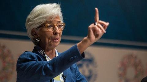 Lagarde'den İklim Değişikliği Çıkışı: Tavuklar gibi Közleneceğiz