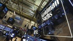 Goldman: Türkiye'de Ekonomik Aktivite Yavaşlayabilir