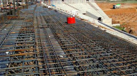 Malatya Arena Stadı Yarım Kaldı
