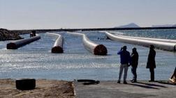 Türkiye KKTC Arası Boru Hattında İlk Su Adaya Ulaştı