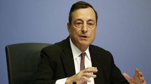 Draghi: Büyüme İkinci Yarıda da Sürecek