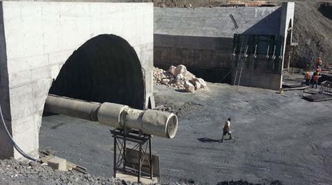 Sabuncubeli Tüneli, 150 Milyon Lira Daha Yutacak