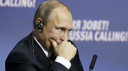Putin: Ekonomik Kriz Tepe Yaptı