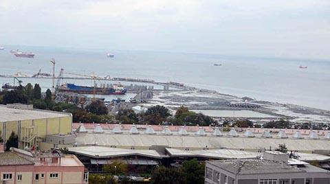Ataköy'de Sahilin Şekli Değişti