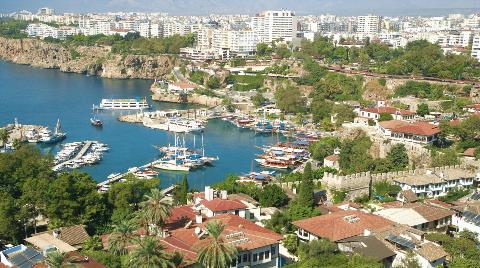 Eylül'de Konut Satış Fiyatları En Çok Antalya'da Arttı