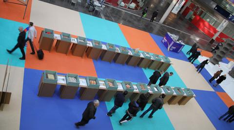 Cevisama, 2015'te de Türk Firmalarının Tercihi Oldu