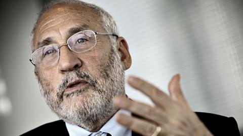 Nobel Ödüllü Ekonomist Stiglitz: Faiz Bu Yıl Artmaz