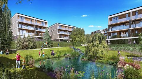 Eston'un Yeni Projesi Satışa Çıktı
