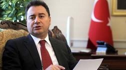 Babacan: Türkiye'de Şu Anda Kriz Tablosu Yok