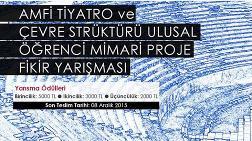 Işık Üniversitesi Amfi Tiyatro ve Çevre Strüktürü Ulusal Öğrenci Mimari Proje Fikir Yarışması