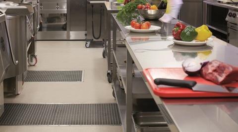 """""""Doğru Drenaj Sistemleri Gıda İmalatındaki İş Kazalarını Önleyebilir"""""""