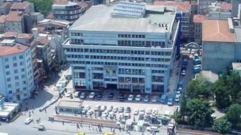 Aksaray'daki İSKİ Binasının Yerine Park Yapılacak