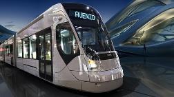 Siemens Türkiye'de Tramvay Üretimi için Düğmeye Bastı