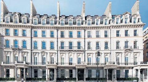 Buckingham Sarayı'na Komşu Proje Yapacak