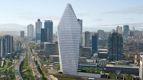 "Soyak Kristal Kule ""En İyi"" 10 Binadan Biri Oldu"