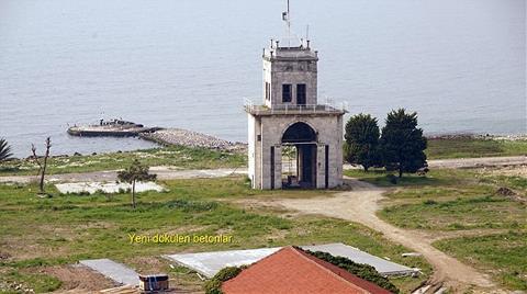 Tarihi Baruthane Arazisi Kurtuldu
