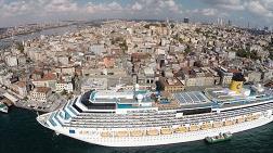 Galataport'ta Gemi Körük Sistemi Yapılacak